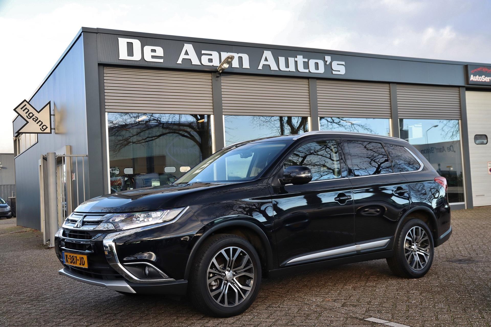 Mitsubishi Outlander occasion - De Aam Auto's