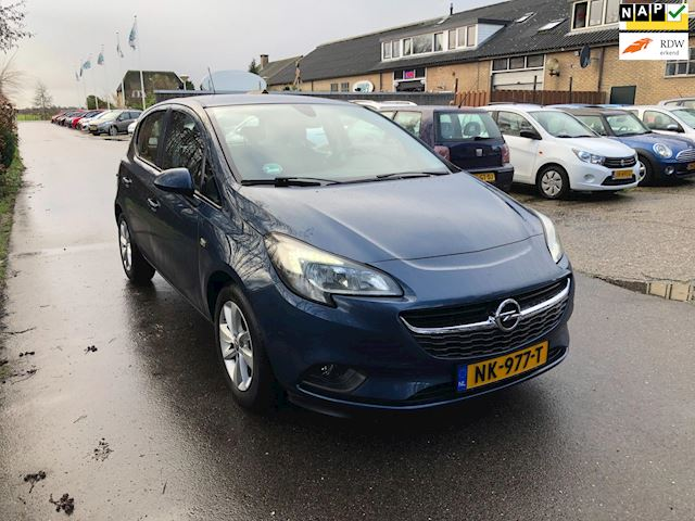 Opel Corsa 1.4 Business, Apple Carplay, Airco, zeer mooi