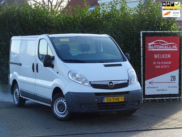 Opel Vivaro occasion - Automall