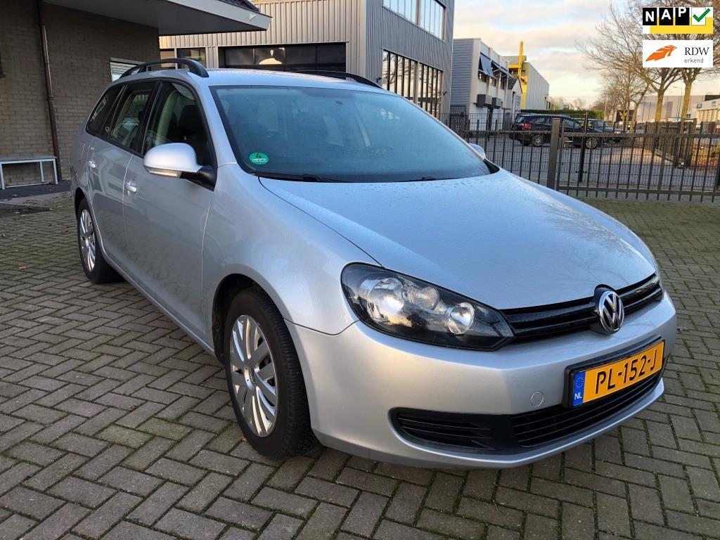 Volkswagen Golf Variant occasion - Bart Henken Auto's Veenendaal