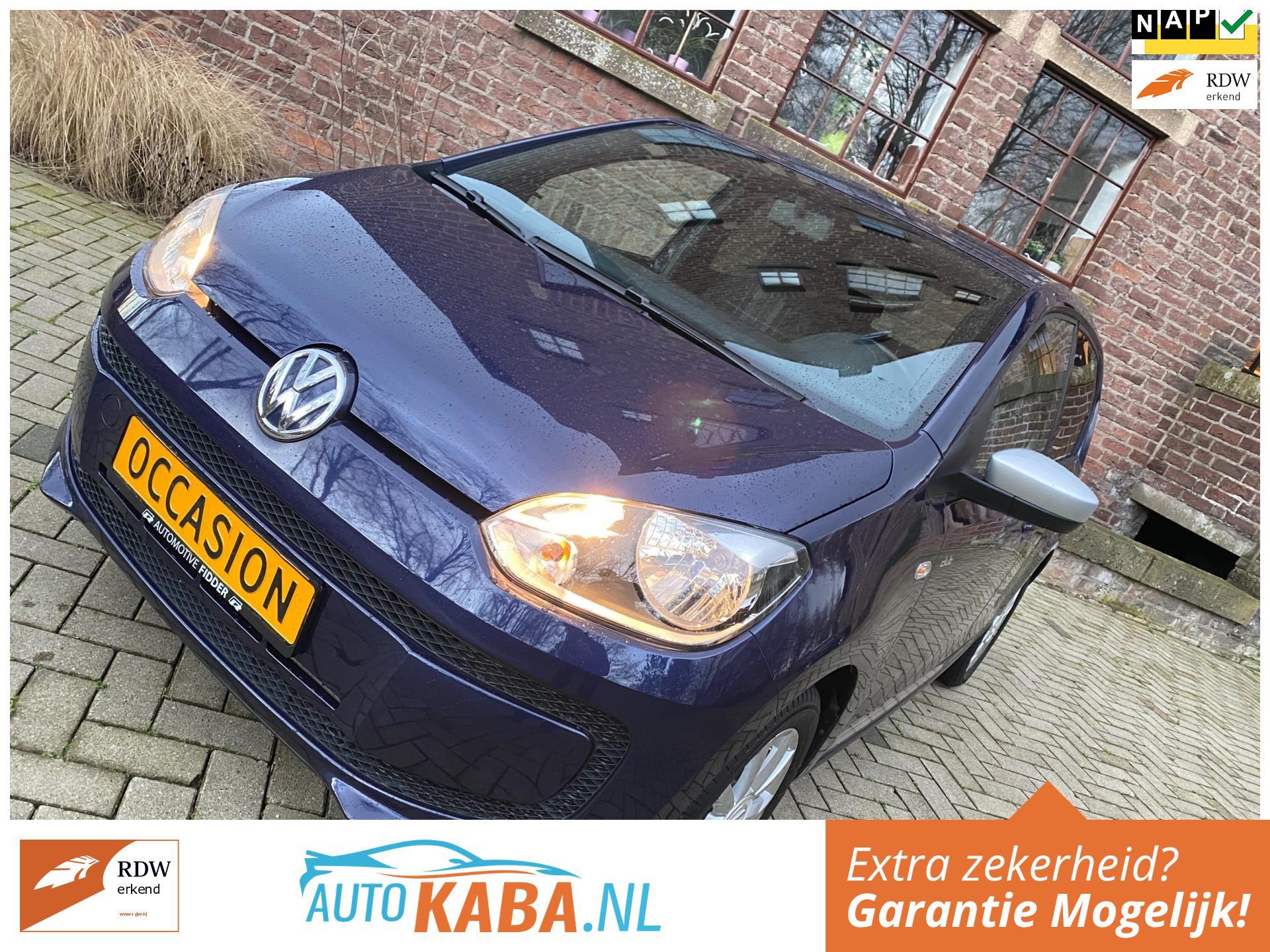 Volkswagen Up occasion - Autokaba Enschede