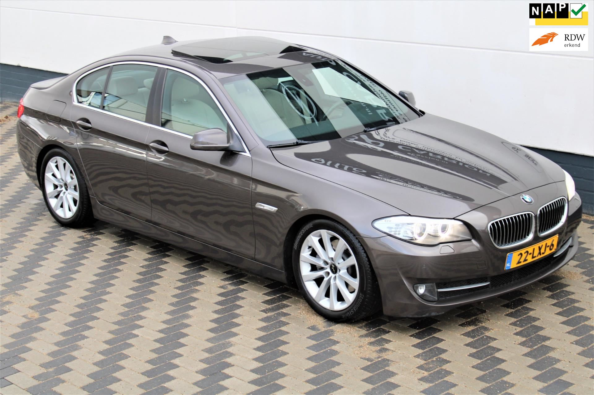 BMW 5-serie occasion - CARRION