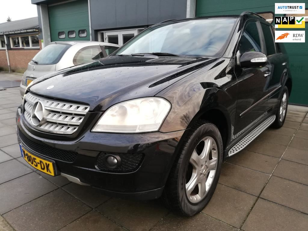 Mercedes-Benz ML 280 CDI 4MATIC occasion - Autoplaza Tilburg