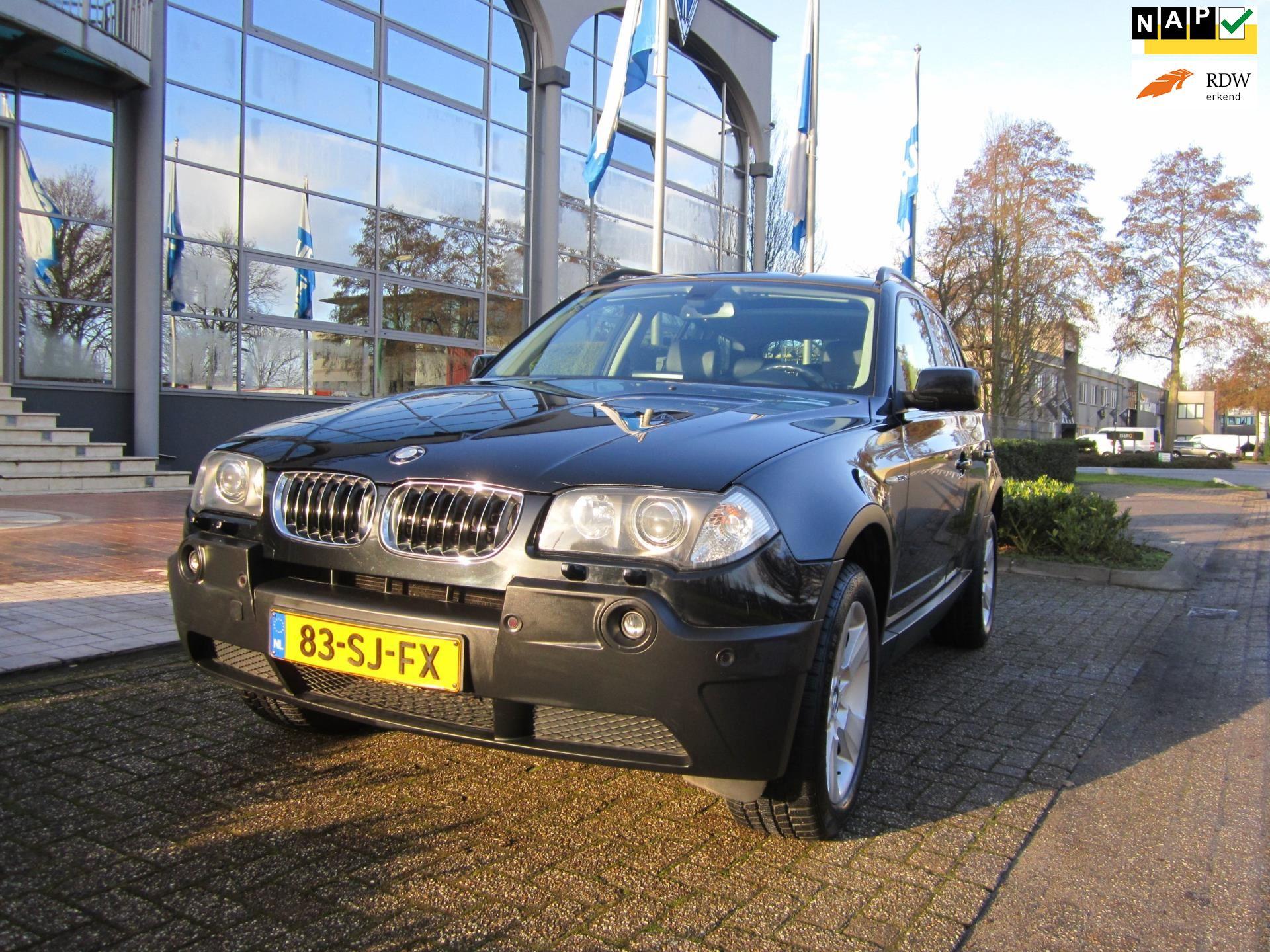 BMW X3 occasion - HG Auto's