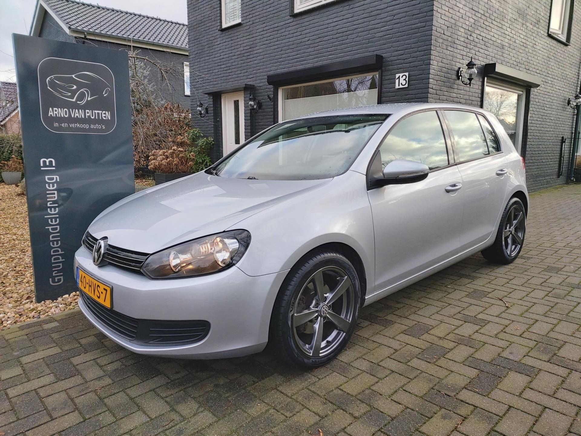 Volkswagen Golf occasion - Arno van Putten auto's