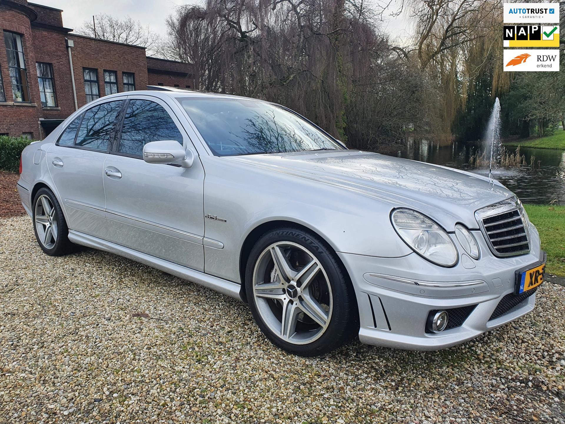Mercedes-Benz E-klasse occasion - Andreas Auto's