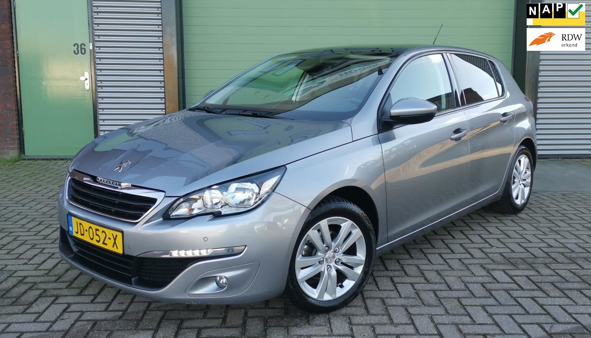 Peugeot 308 occasion - Car Trade Nass