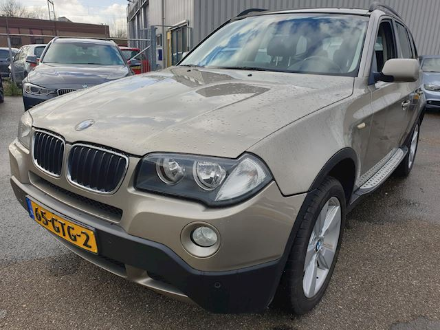 BMW X3 2.0i Introduction Leder Navi 1e Eigenaar