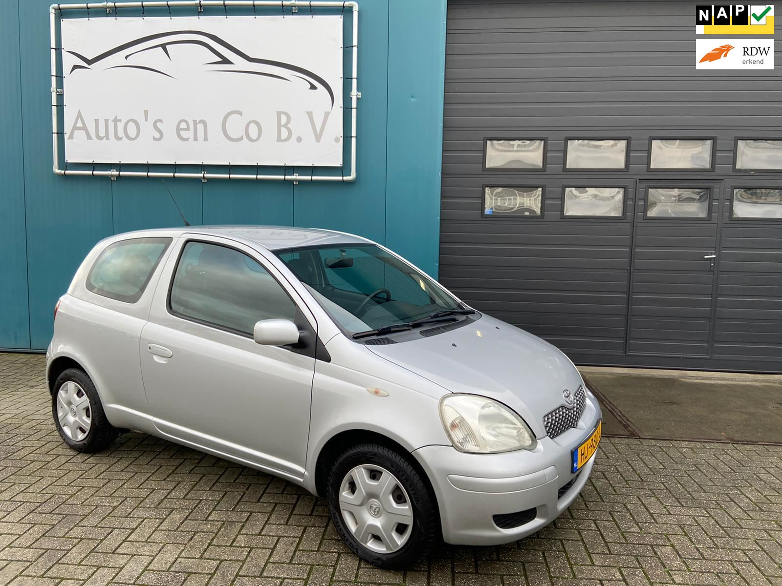 Toyota Yaris occasion - Auto's en Co B.V.