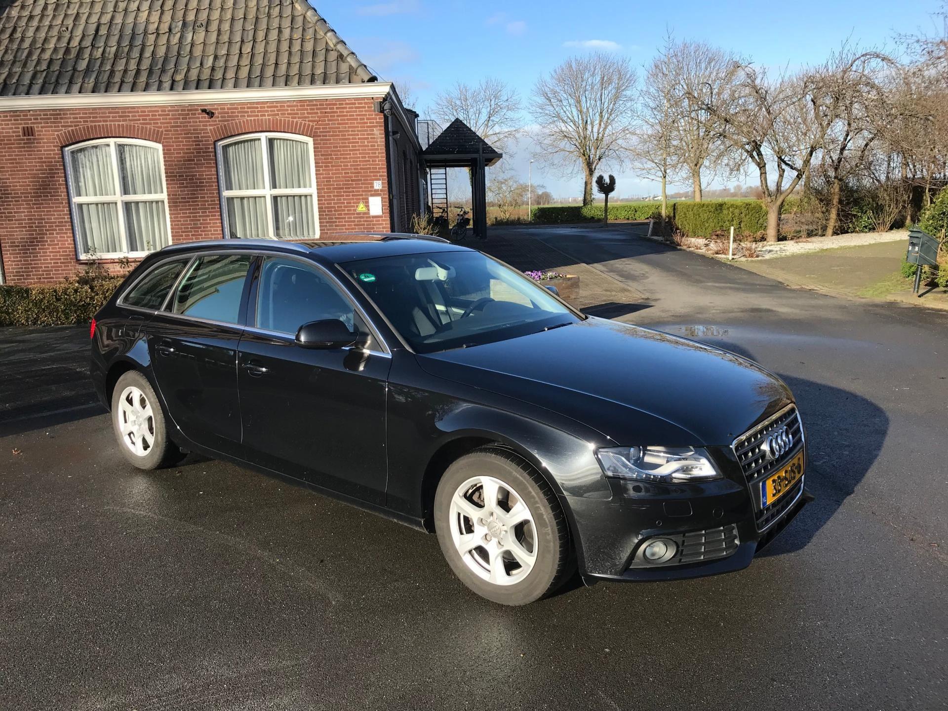 Audi A4 Avant occasion - AB Automobielen