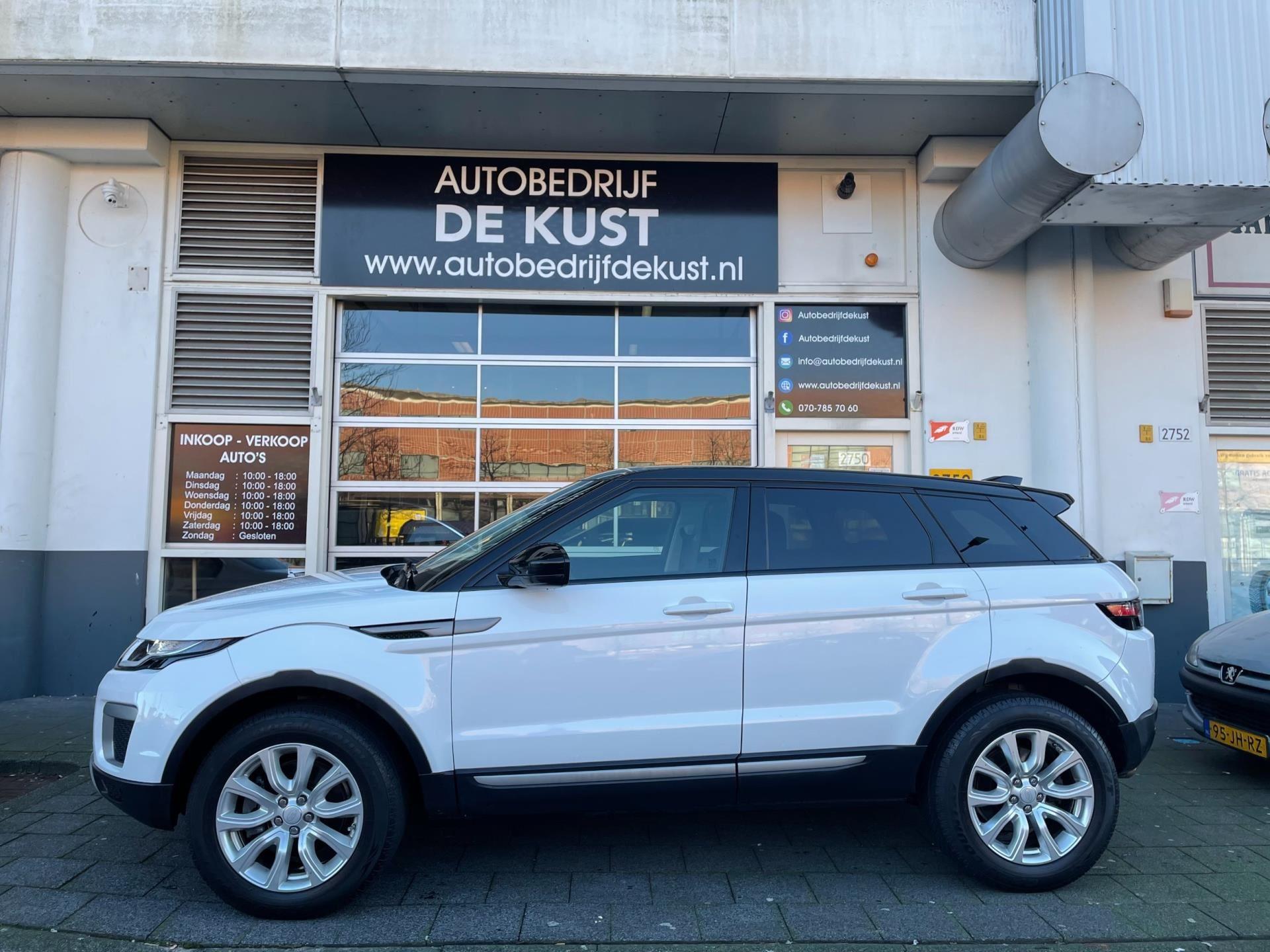 Land Rover Range Rover Evoque occasion - Autobedrijf De Kust B.V.