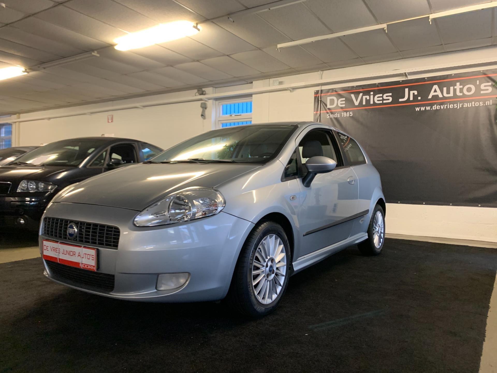 Fiat Grande Punto occasion - De Vries Junior Auto's