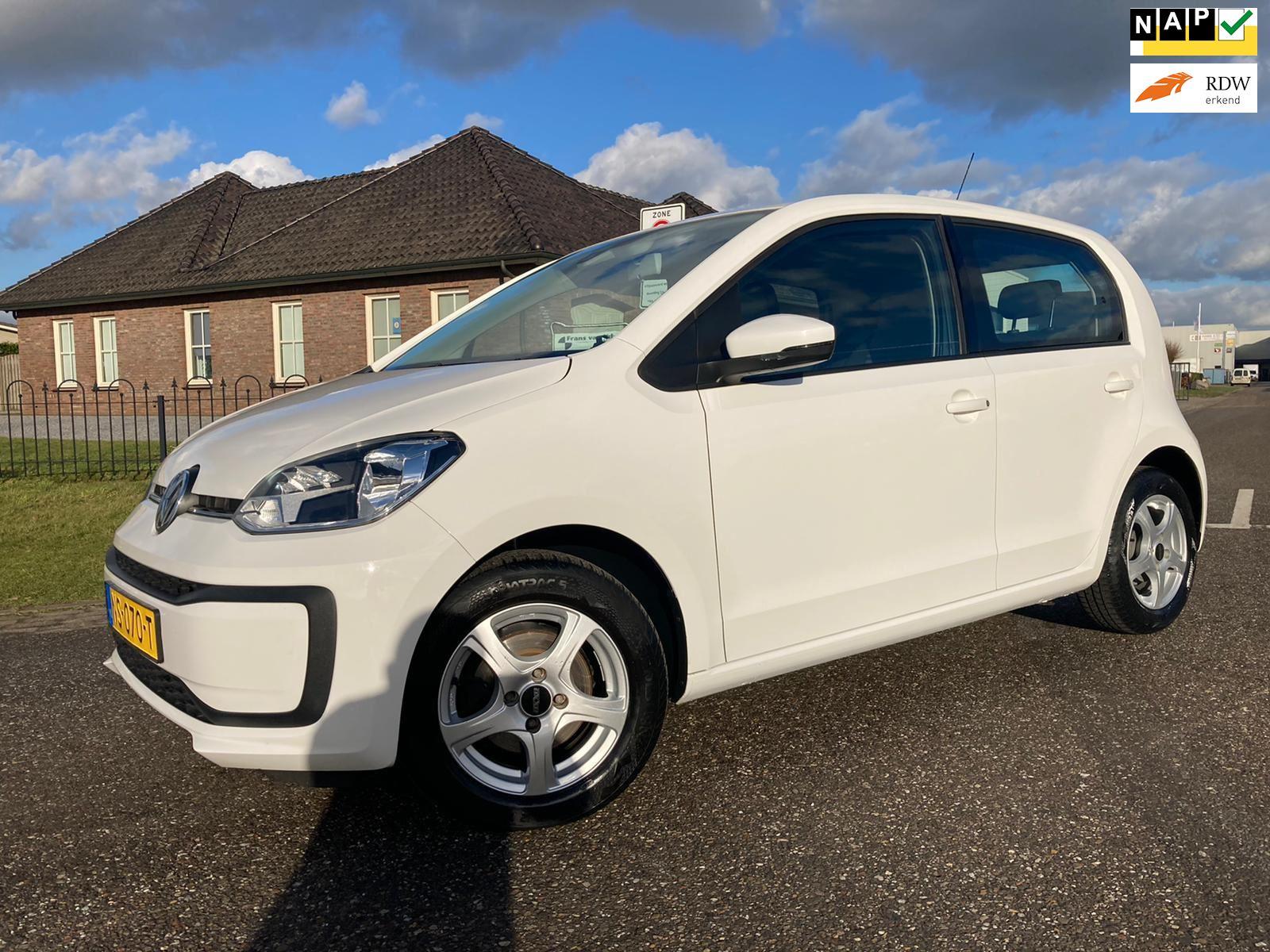 Volkswagen Up occasion - Frans van Uden Auto's