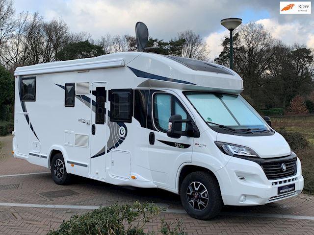 Chausson Welcome Ltd 727 GA-2018-Enkele bedden-1e eig-151 Pk-Nieuwstaat occasion - Eric van Aerle Auto's