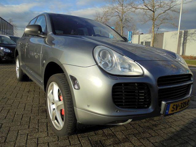 Porsche Cayenne 4.5 Turbo, Navi, Luchtvering, nette auto
