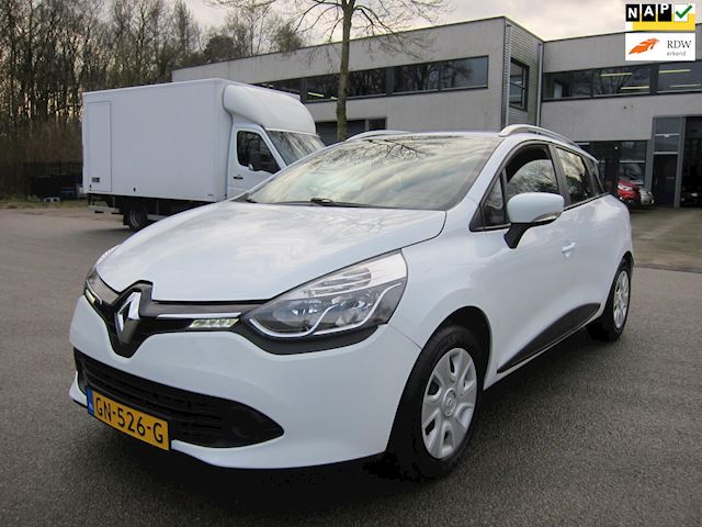 Renault Clio Estate 1.5 dCi ECO Expression TREKHAAK NAVI PDC !!