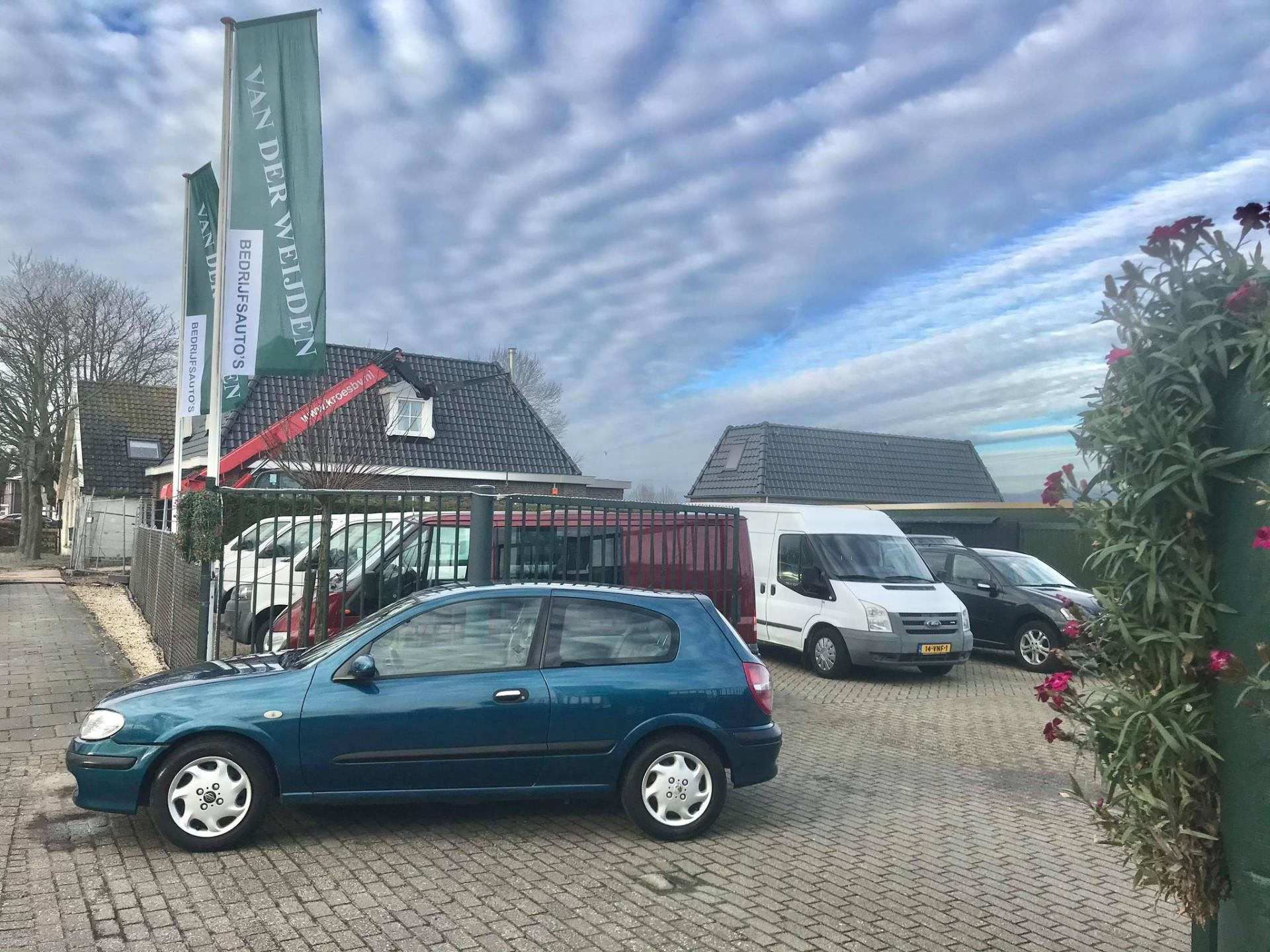 Nissan Almera occasion - Van der Weijden Bedrijfsauto's