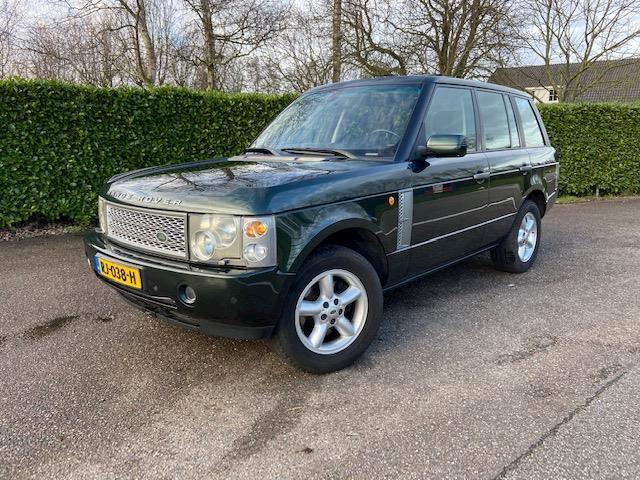 Land Rover Range Rover 2.9 Td6 Vogue / Youngtimer