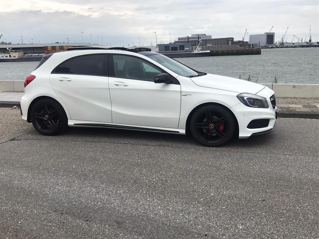 Mercedes-Benz A-klasse occasion - Styl Cars