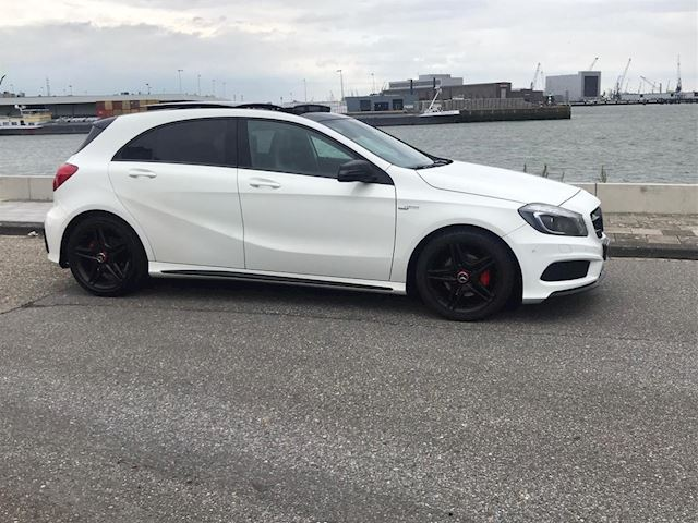 Mercedes-Benz A-klasse 200 CDI Ambition