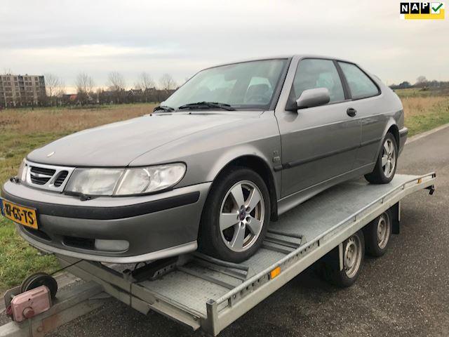 Saab 9-3 Coupé 2.0t SE  (MOTOR KLEIN DEFECT) Info:0655357043