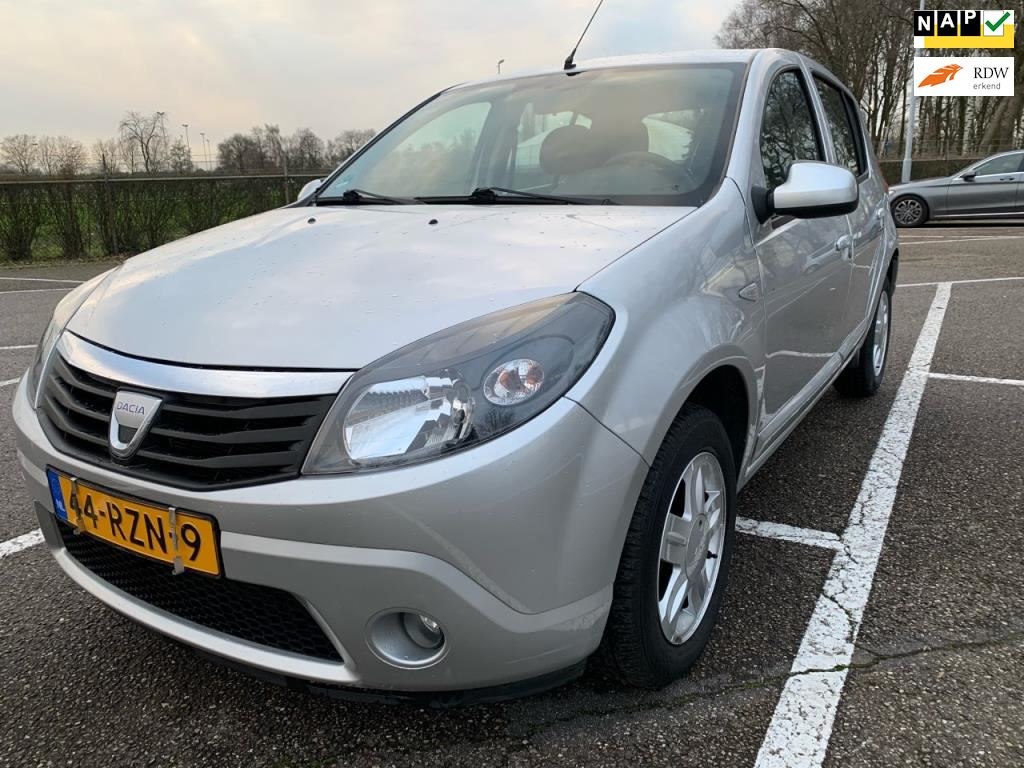 Dacia Sandero occasion - RT Autos