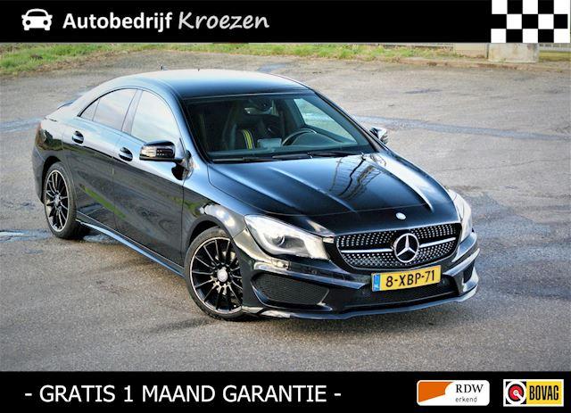 Mercedes-Benz CLA-klasse 200 Edition 1 ///AMG Pakket  *Org NL Auto * H&K Audio * Leder *