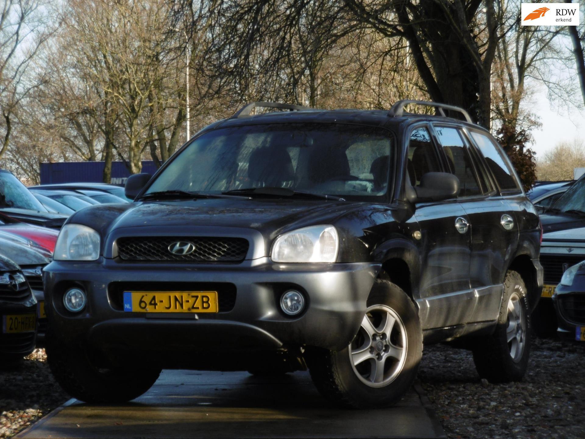 Hyundai Santa Fe occasion - Dunant Cars