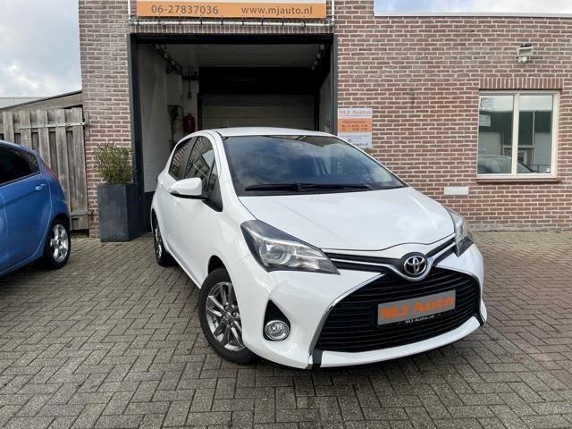 Toyota Yaris 1.3 VVT-i Business Plus Airco/stoelverw/bluethoot