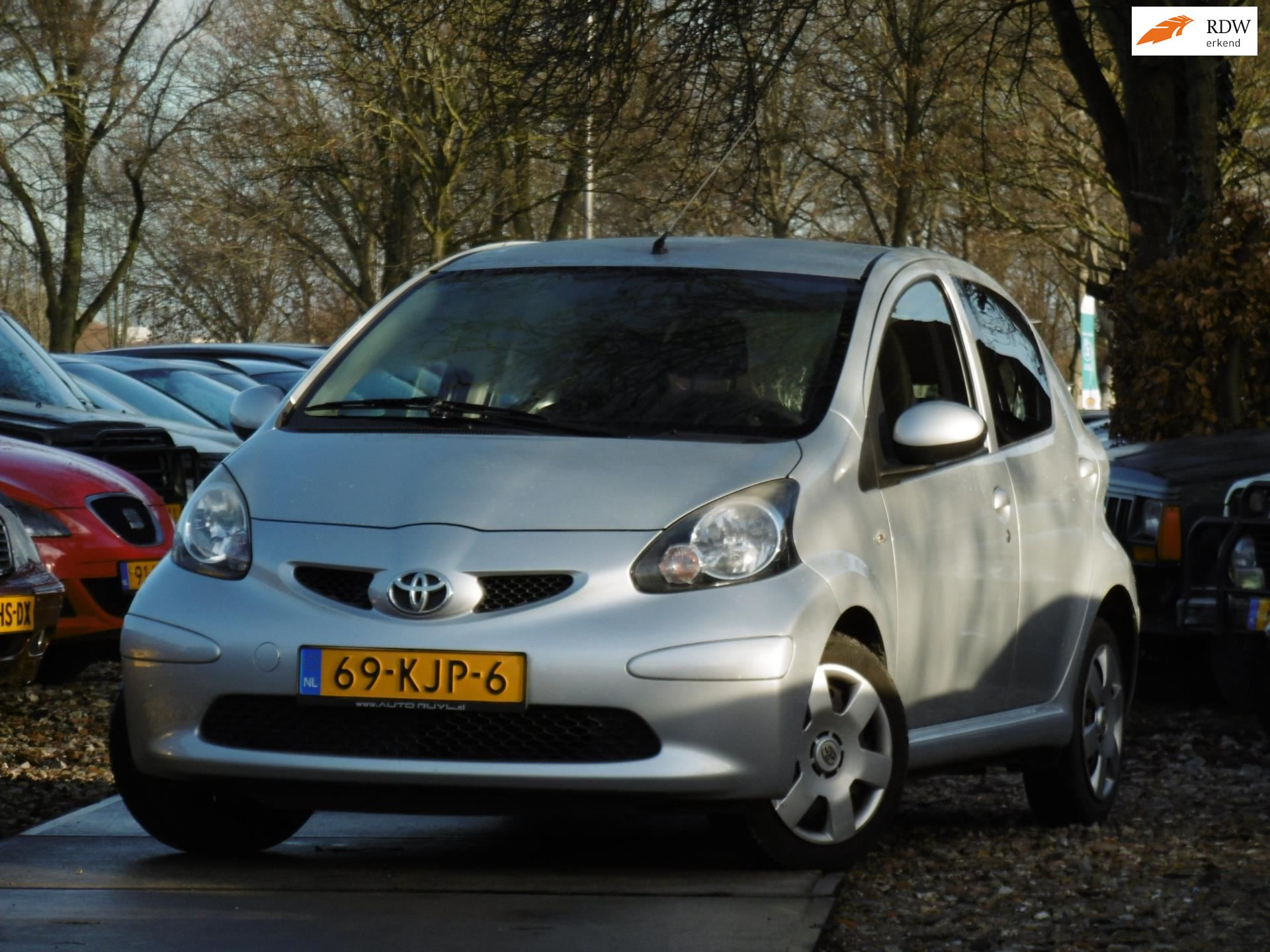 Toyota Aygo occasion - Dunant Cars