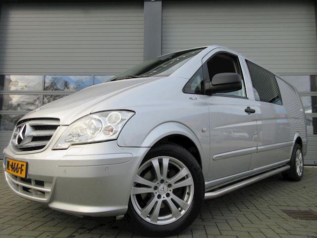 Mercedes-Benz Vito 116cdi  XL, L3, Automaat, Airco, DC, dubbel cabine, LED/Xenon