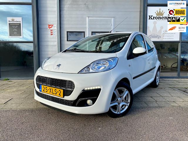 Peugeot 107 1.0 Active| Pack Premium| Elek pakket| Airco| NAP| Nieuwstaat