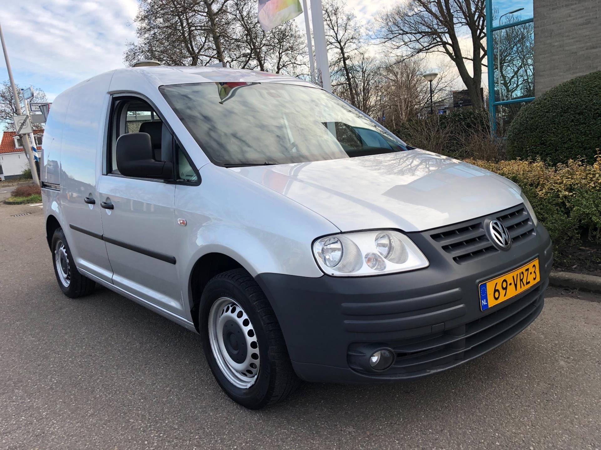 Volkswagen Caddy occasion - Honsel Occasions B.V.