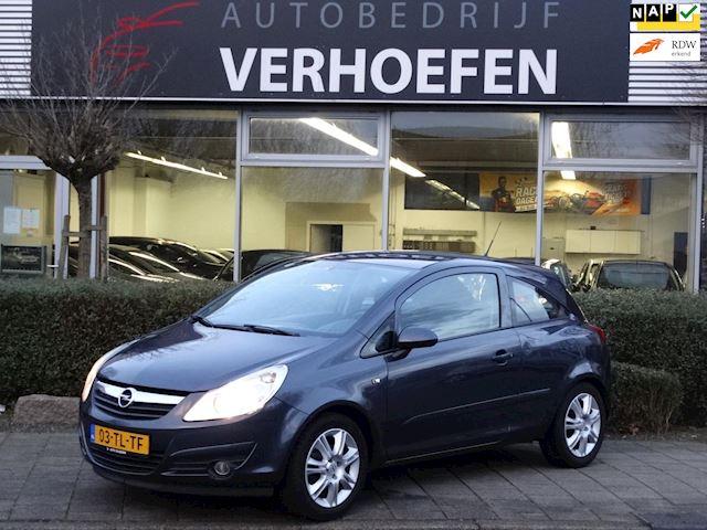 Opel Corsa 1.2-16V Enjoy - AIRCO - PDC - ELEKTRISCHE RAMEN/SPIEGELS - APK T/M 2022 !!