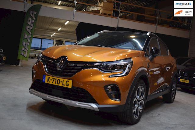 Renault Captur 1.3 TCe Intens automaat NIEUW model 155pk