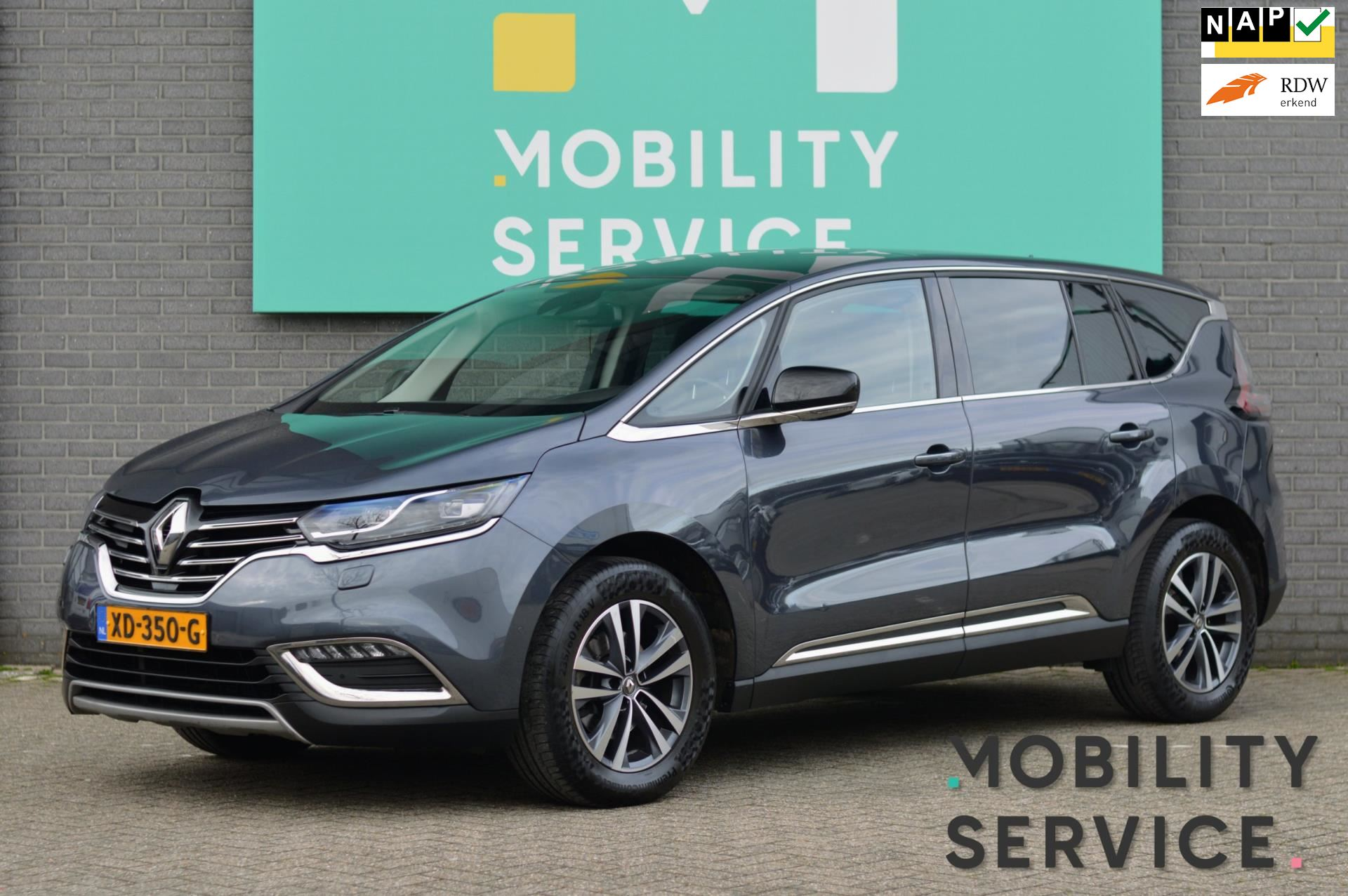 Renault Espace occasion - Mobility Service