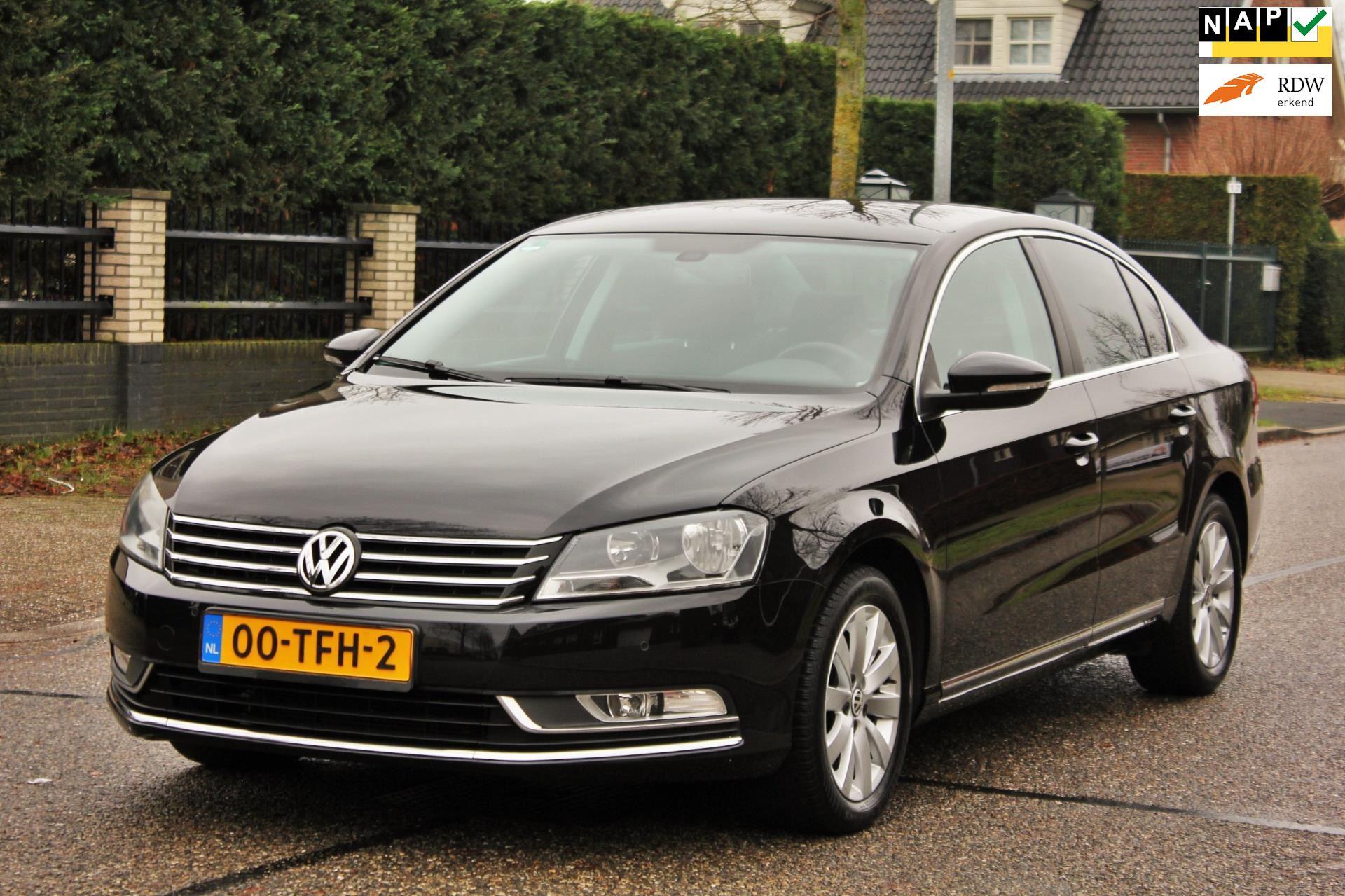 Volkswagen Passat occasion - Auto Punt Wijchen
