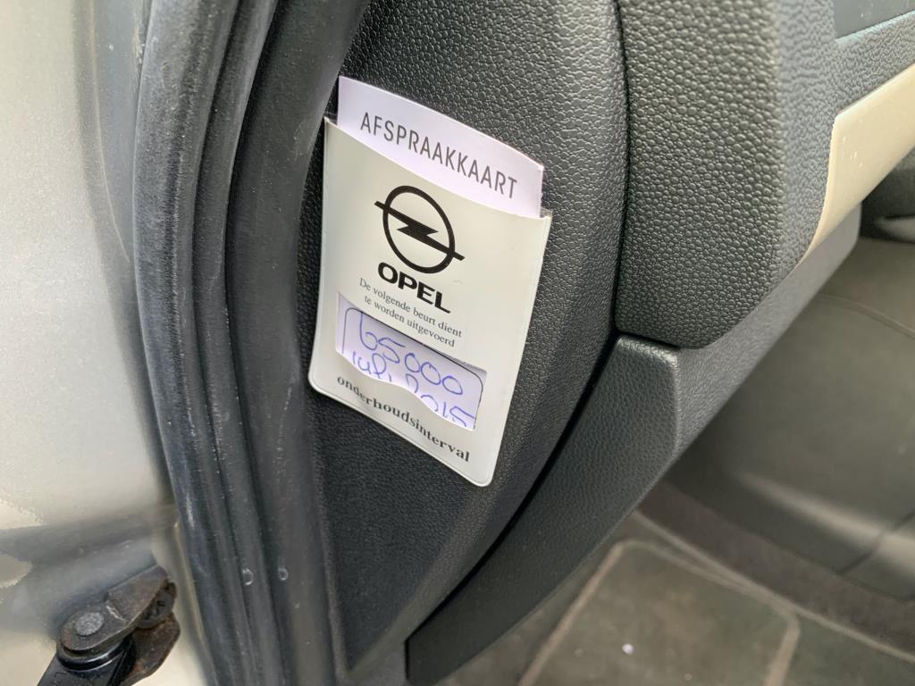 Opel Zafira occasion - Stuivenberg Auto's