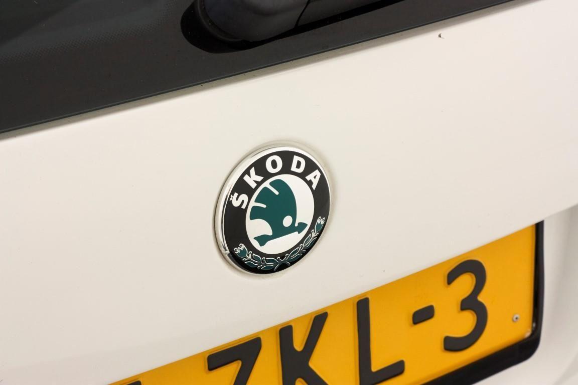 Skoda Octavia Combi occasion - E. van Boxtel Auto's BV