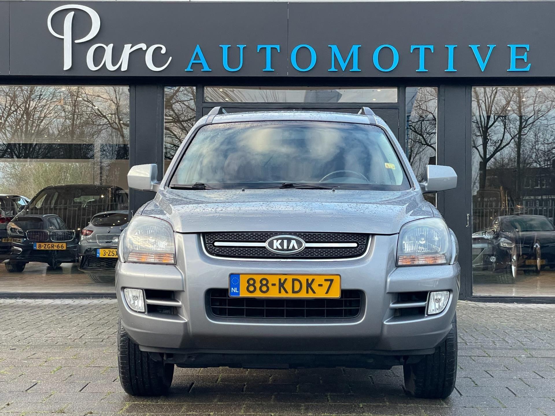 Kia Sportage occasion - Parcautomotive