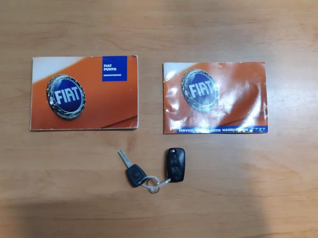 Fiat Grande Punto occasion - Autoservice Presikhaaf