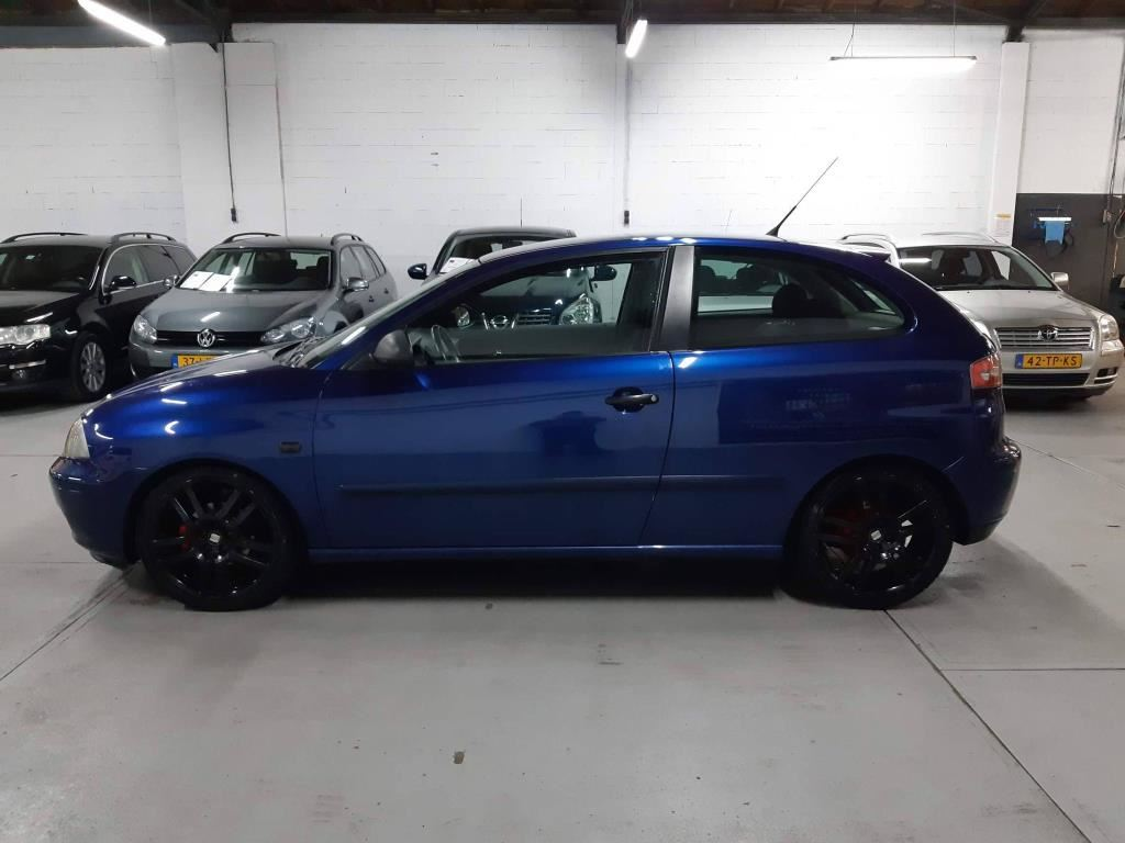 Seat Ibiza occasion - Autoservice Presikhaaf