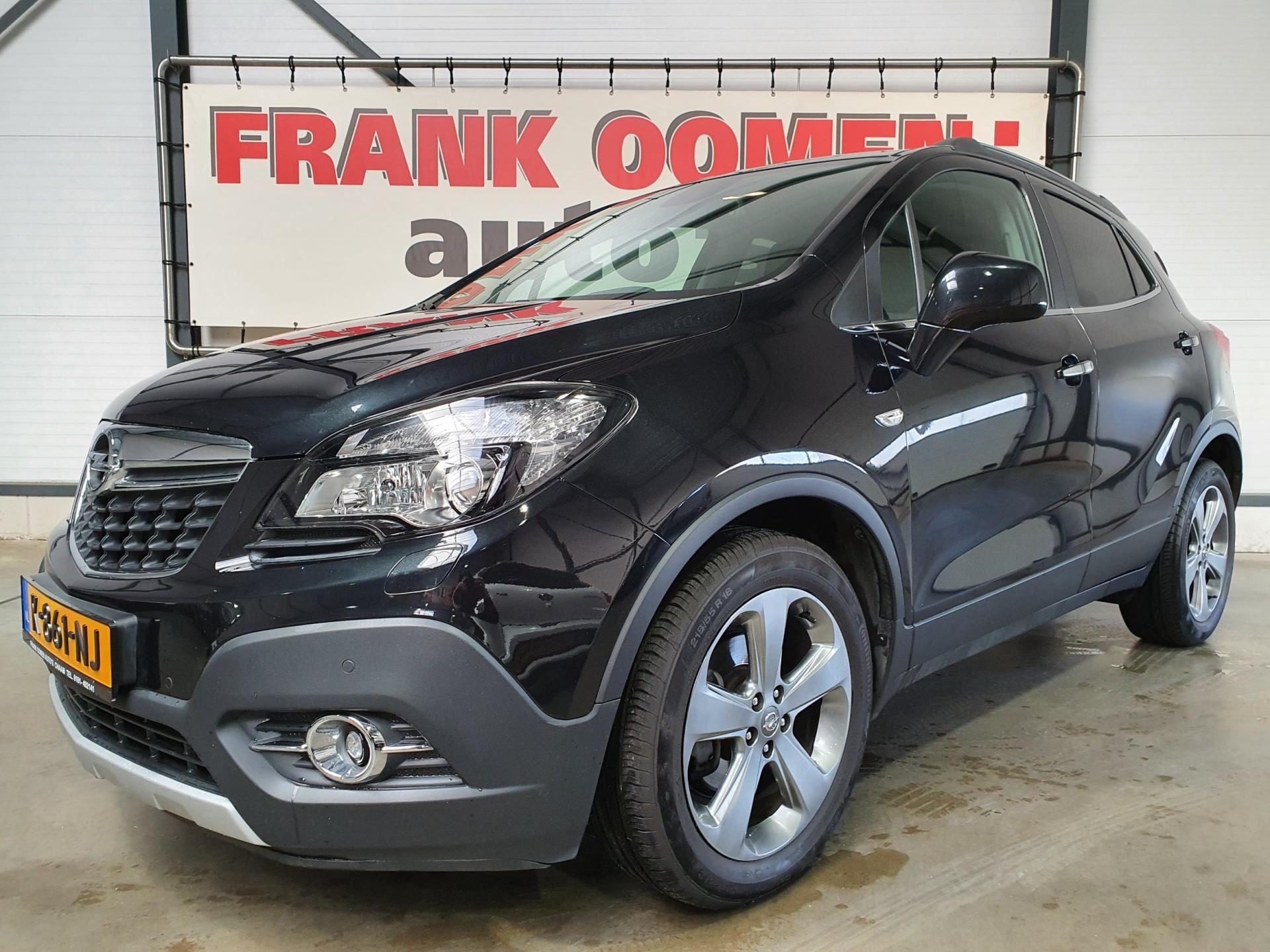 Opel Mokka occasion - Frank Oomen Auto's B.V.