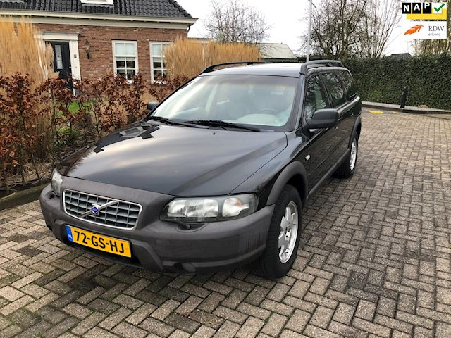 Volvo V70 Cross Country 2.4 T Comfort Line apk 11-11=2021
