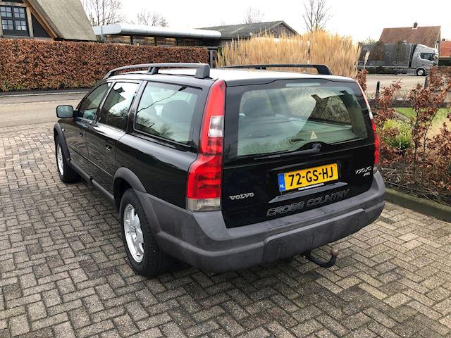 Volvo V70 Cross Country 2.4 T Comfort Line apk 11-11=2021