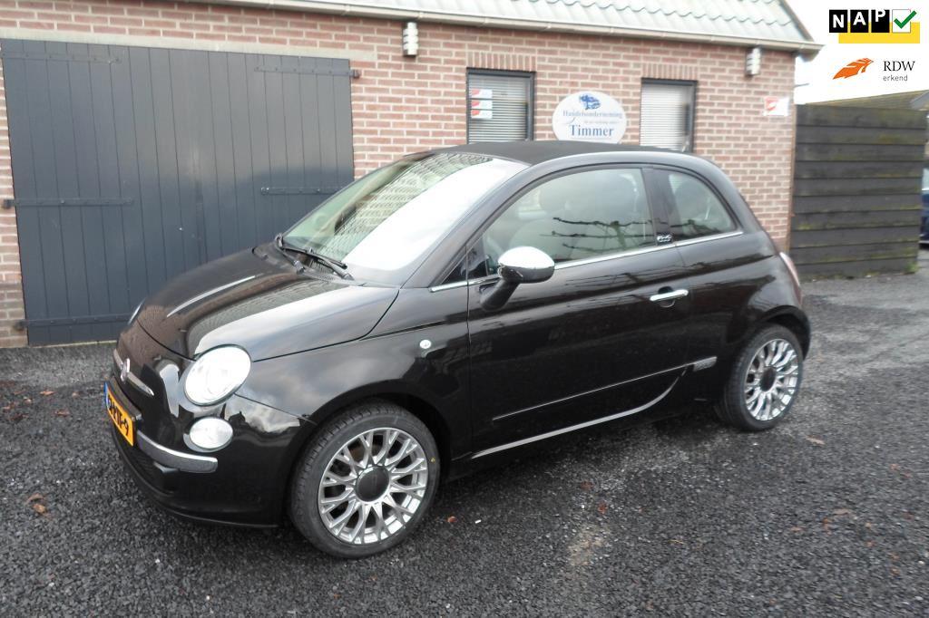 Fiat 500 C occasion - Timmer Auto's