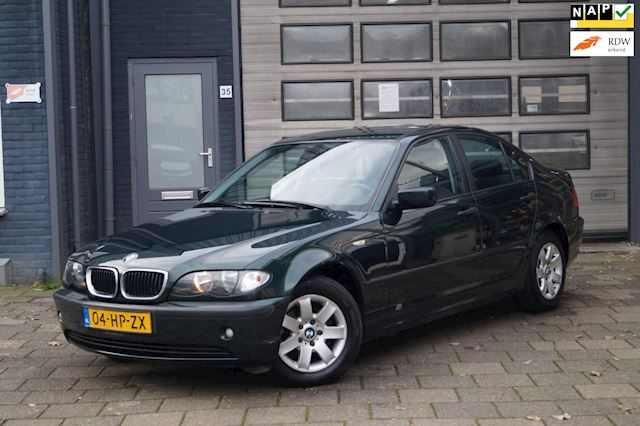 BMW 3-serie 316i Executive  Clima  Cruise  PDC  N.A.P