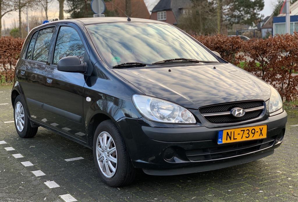 Hyundai Getz occasion - Stuivenberg Auto's