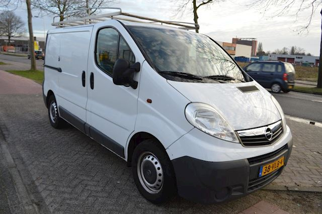Opel Vivaro 2.0 CDTI L1H1 bj07 airco elec pak imperiaal