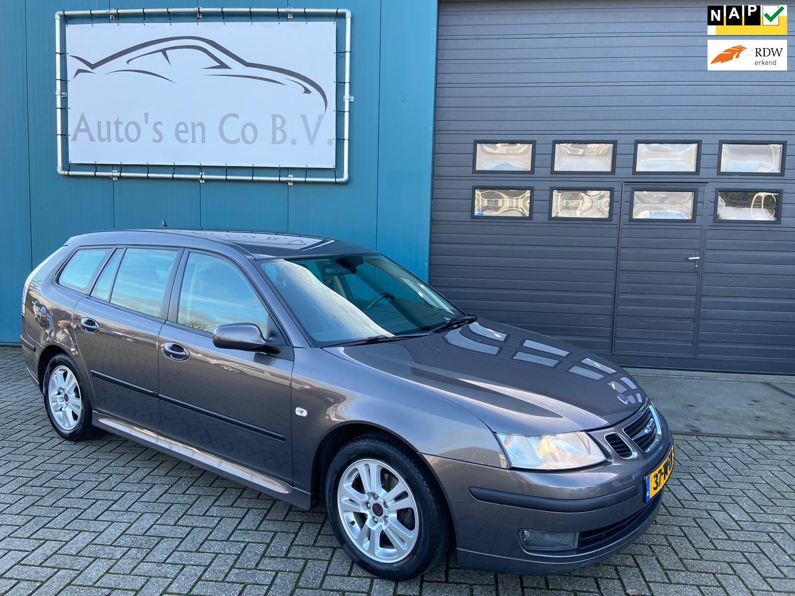 Saab 9-3 Sport Estate occasion - Auto's en Co B.V.